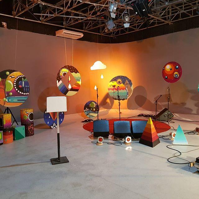 Em 30 minutos vamos falar ao vivo no Estação Cultura da TVE - RS  @tvers sobre os nossos projetos e a experiência do @animationvs