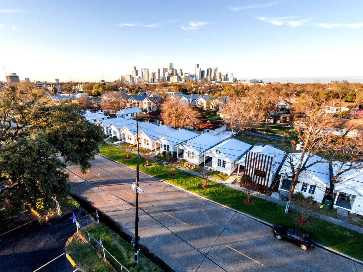 Project Row Houses, Houston, TX