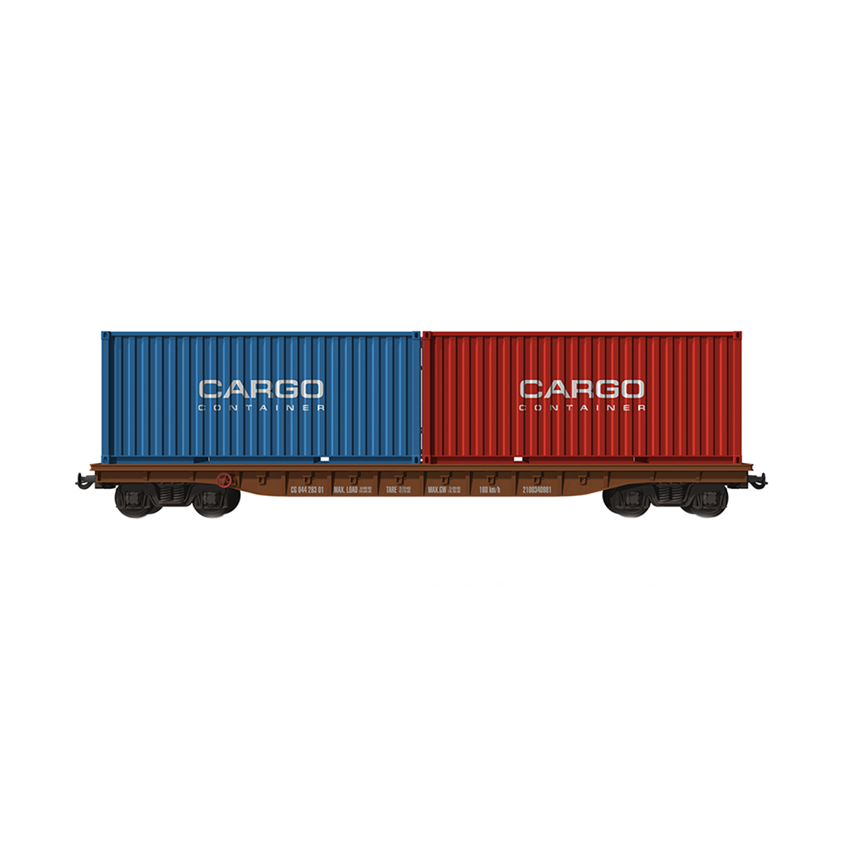 Rail Cars and other containers