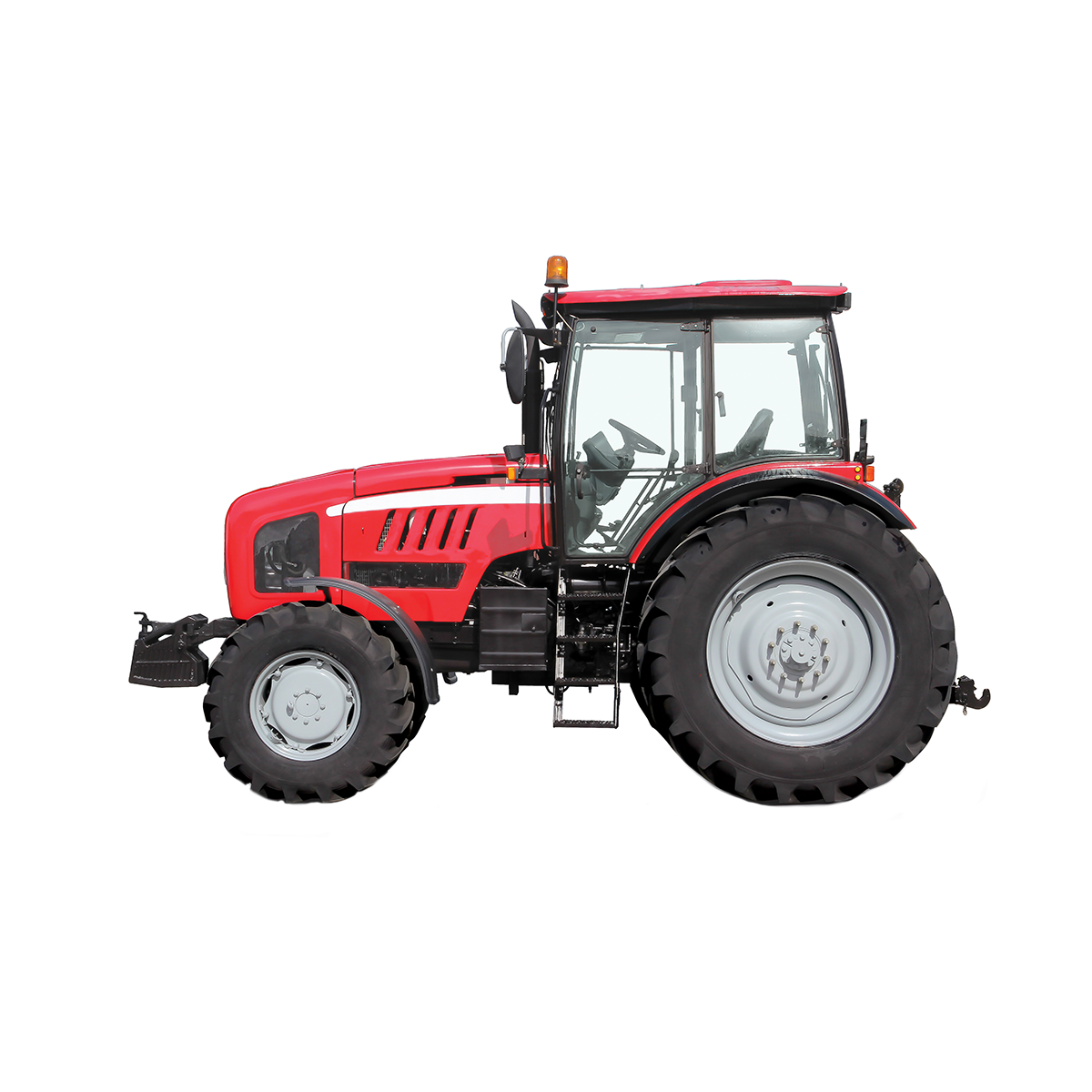 Tractors and other Field Equipment Tracking