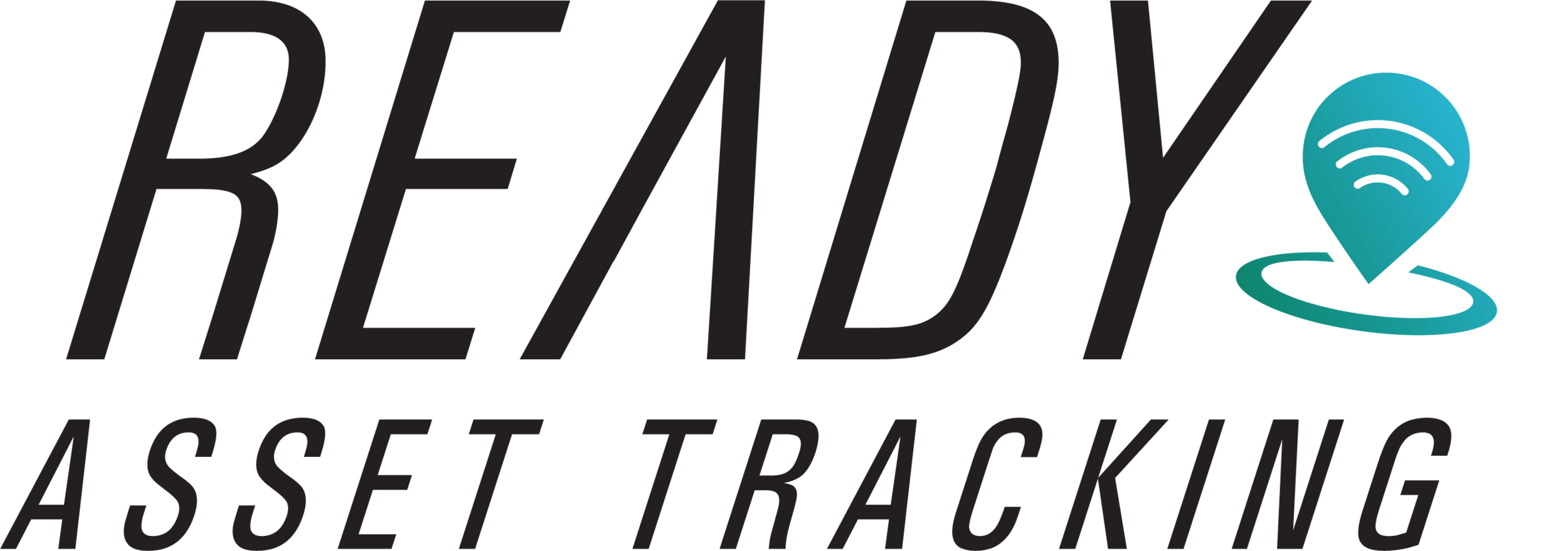 Ready Asset Tracking logo