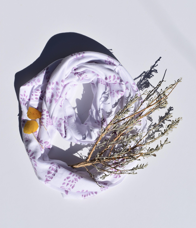 Lupine Infinity Scarf