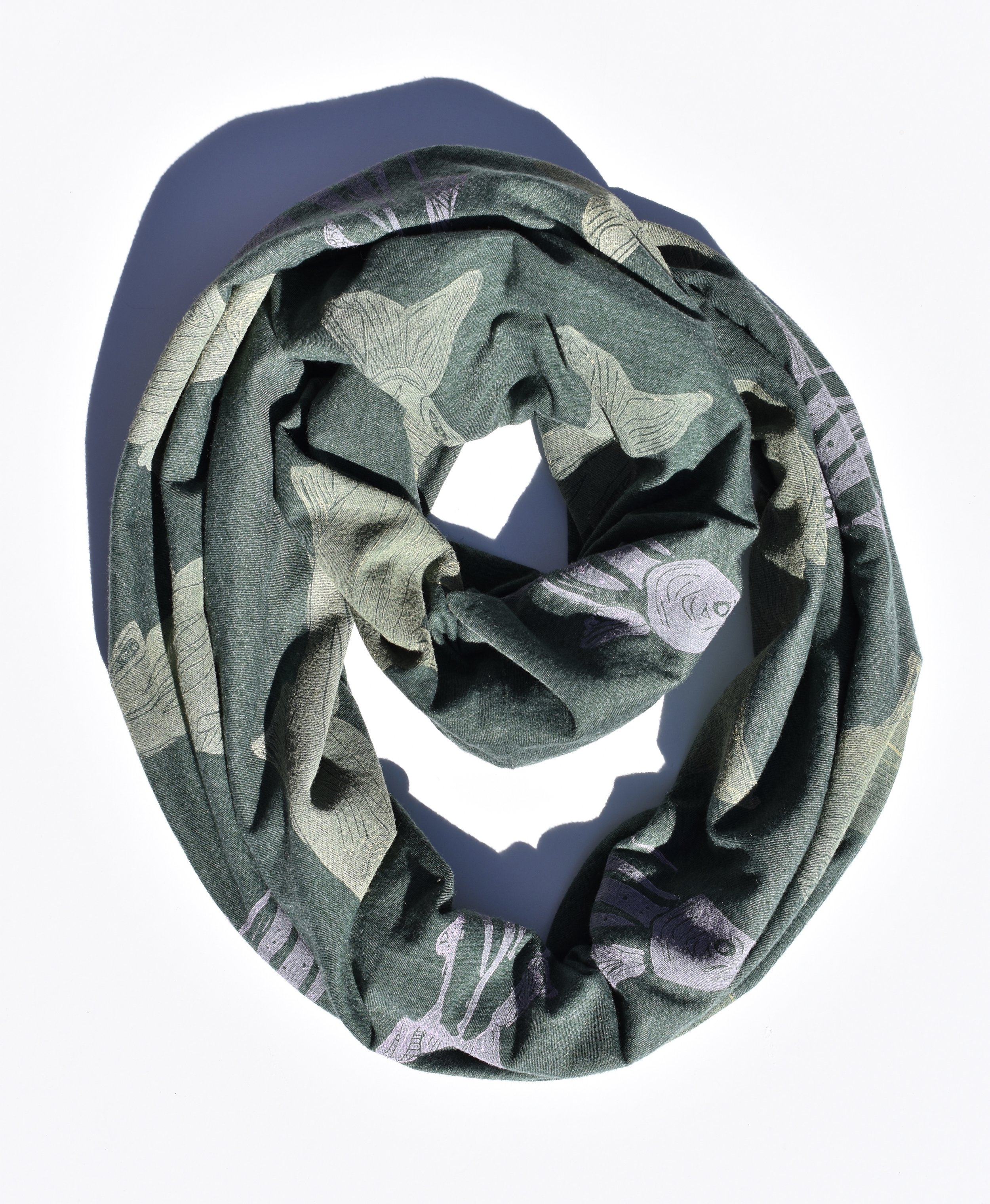Trout Infinity Scarf