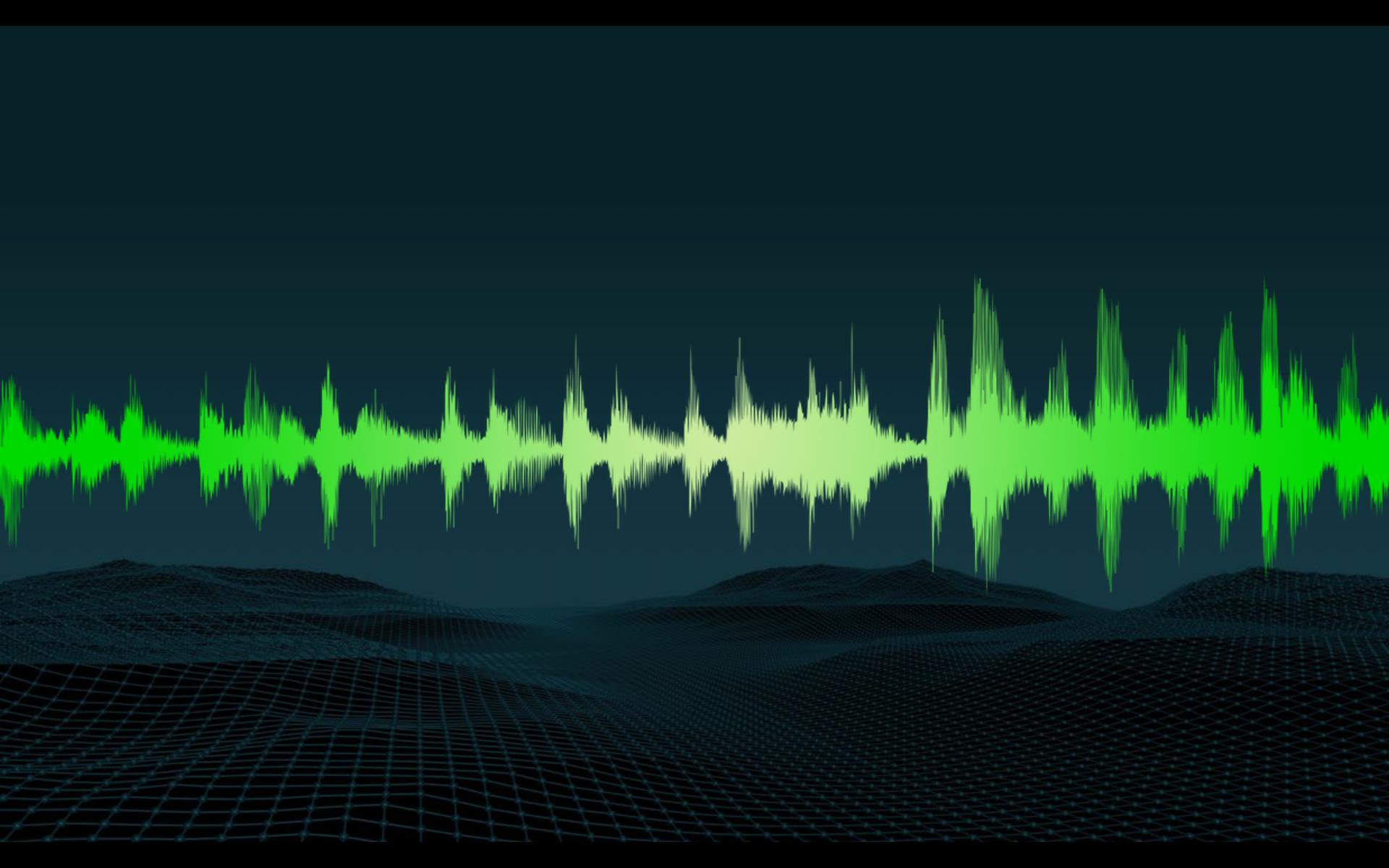 Audio log playback