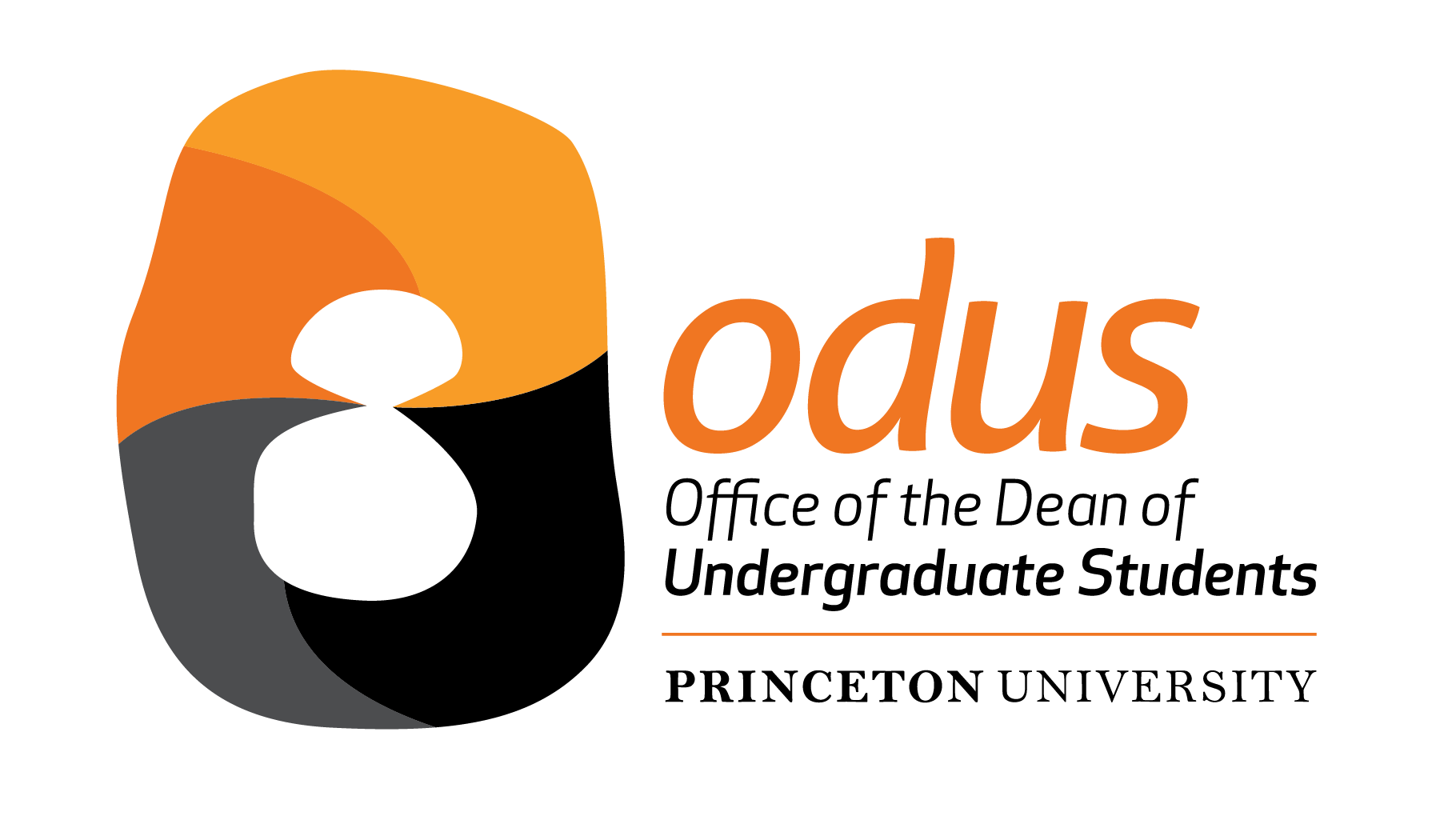 Princeton ODUS logo.