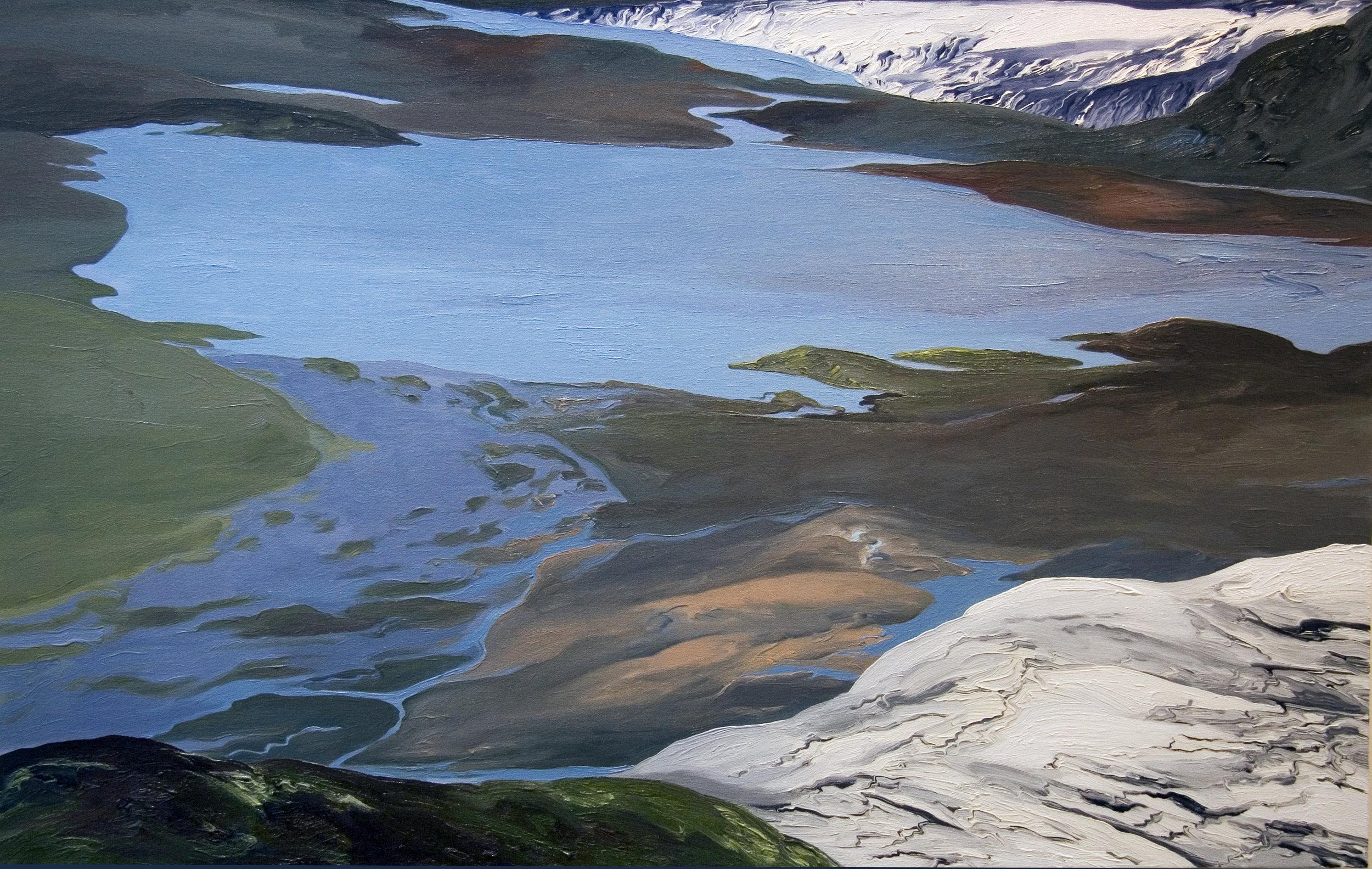 Glacier Jokulsarlon