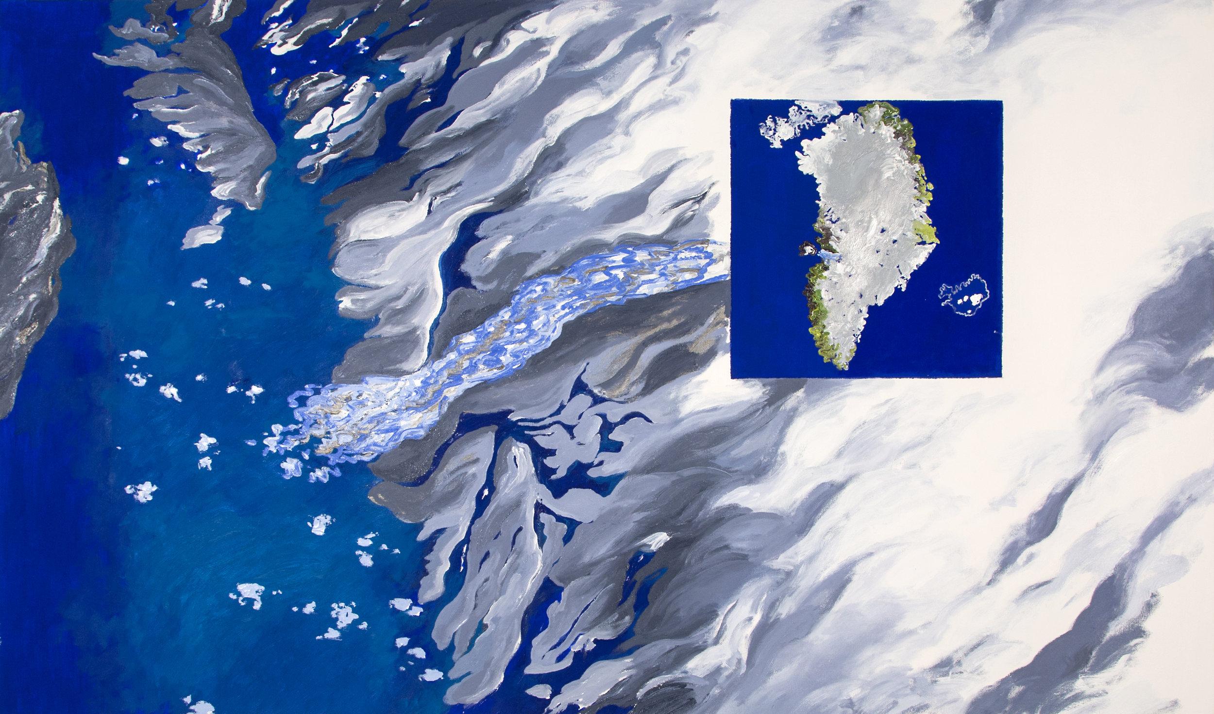 Landsat Jakobshavn B