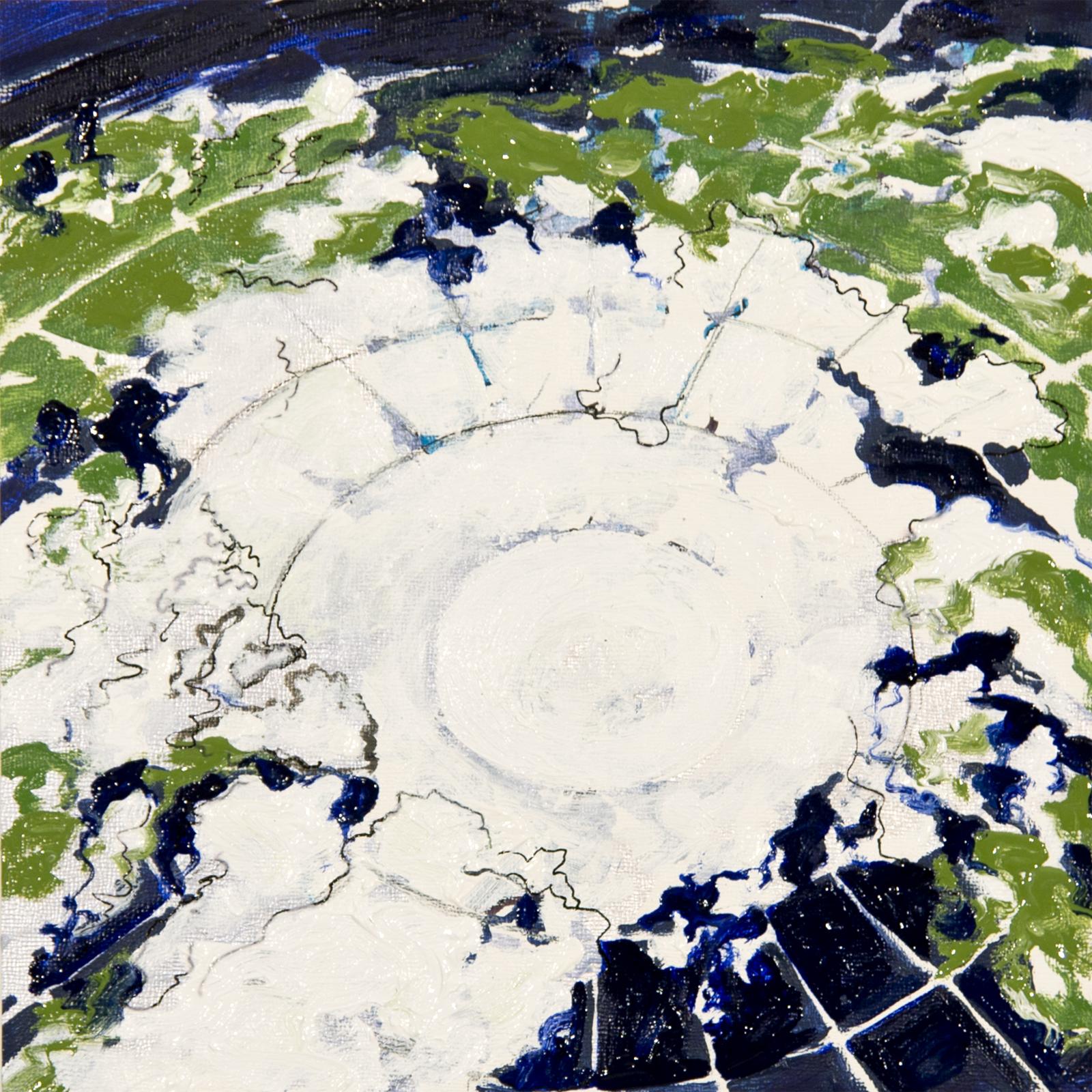 Polar Map 2007 A (After NASA)