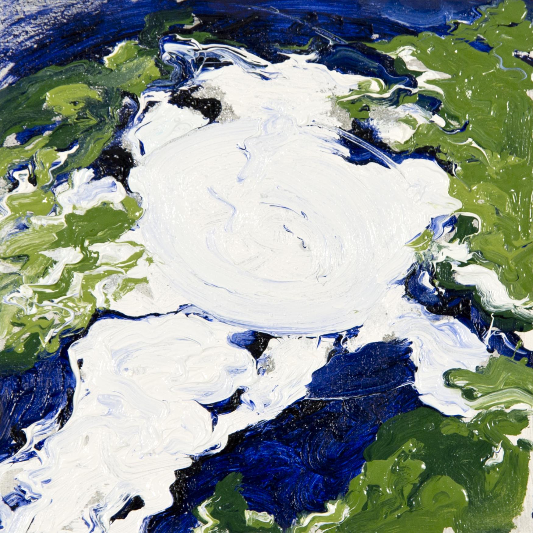 Polar Map 2007 C (After NASA)