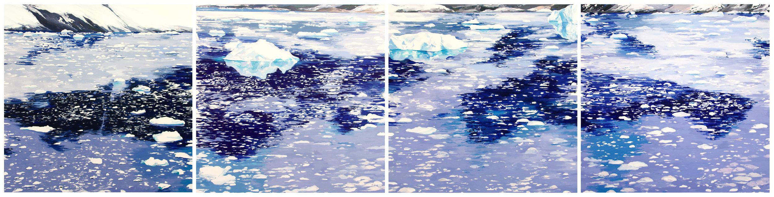 Antarctica Quartet, May-July 2013