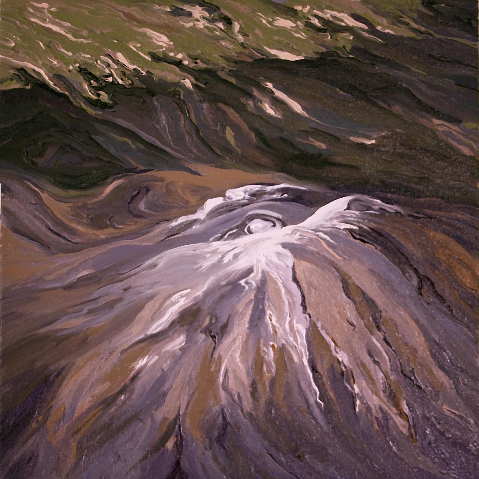 Kilimanjaro #6, 2000 from NASA Earth Observatory