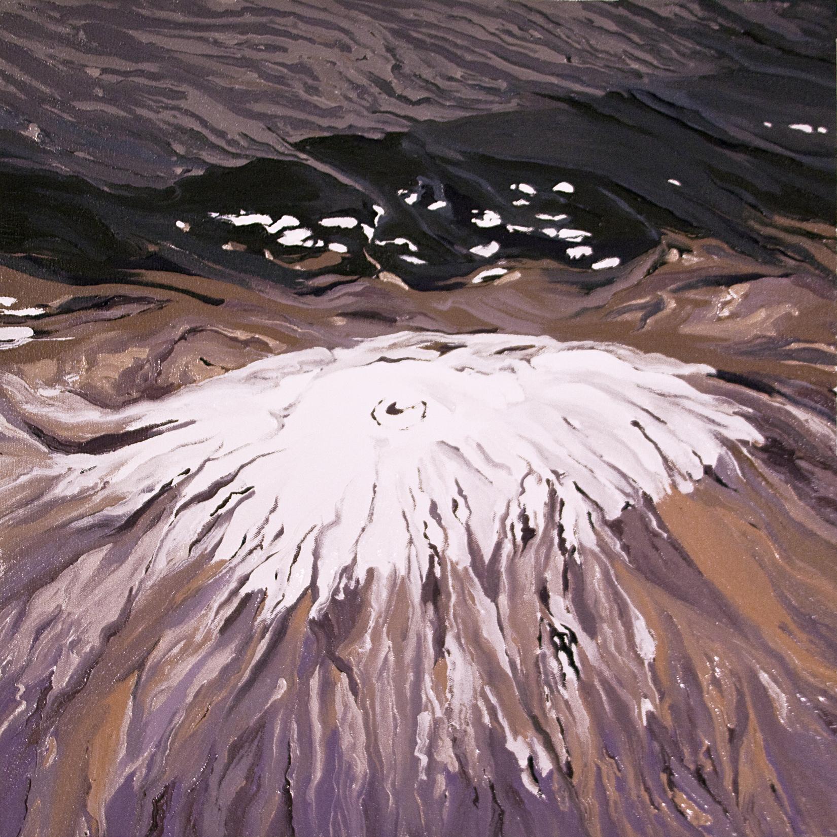 Kilimanjaro #5, 1993, from NASA Earth Observatory
