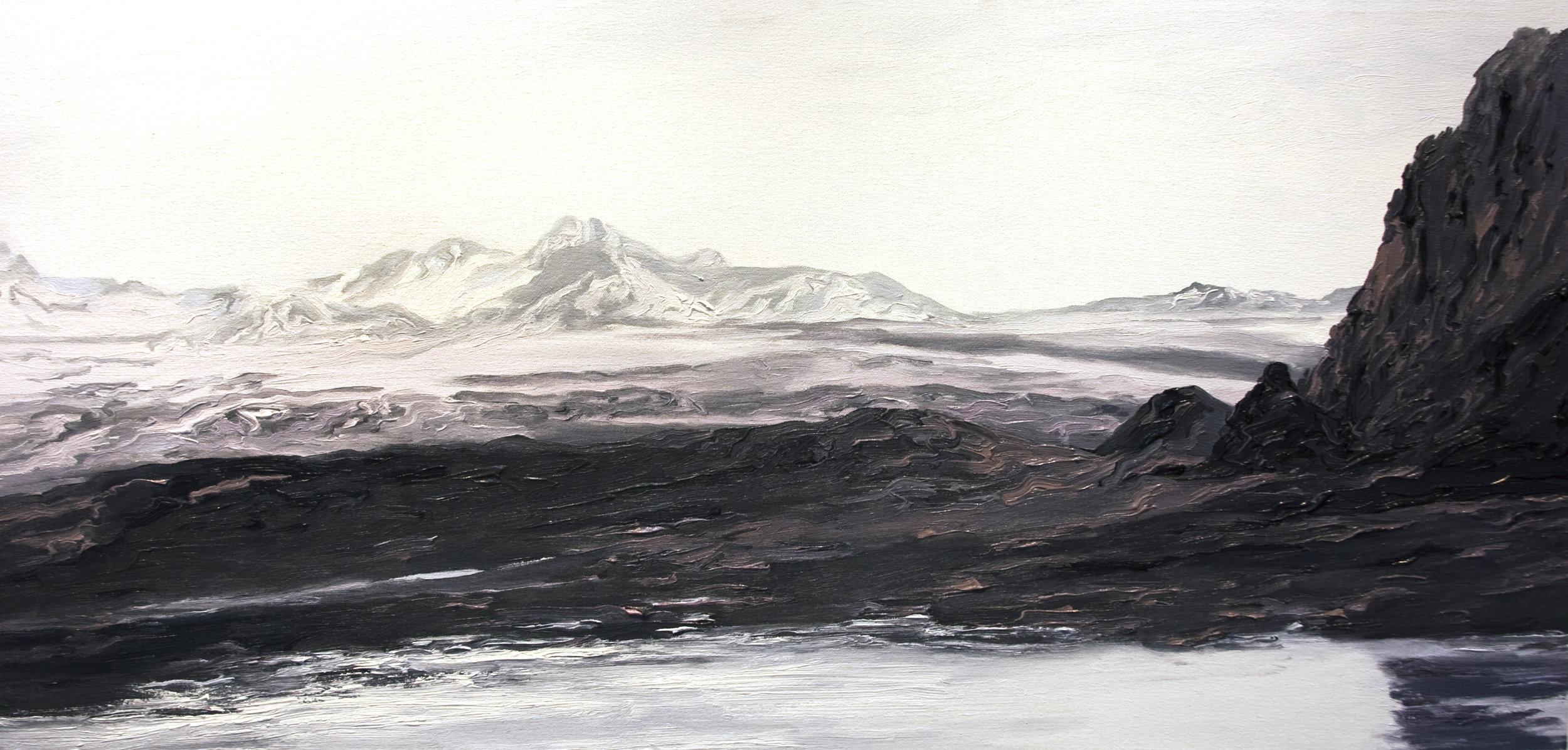 Bear Glacier #1, 1909, after Ulysees S. Grant