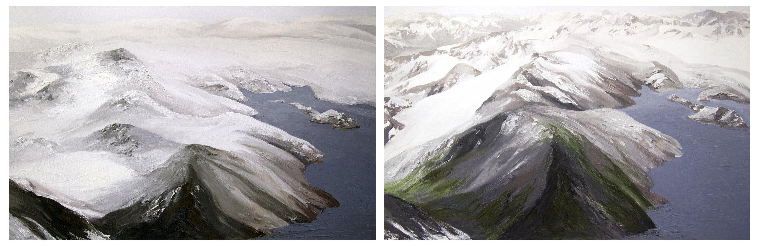 Tebenkof Glacier 1, 2