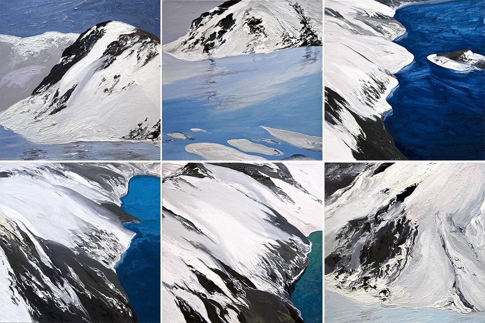 Alaska National Wildlife Reserve Series 1-6