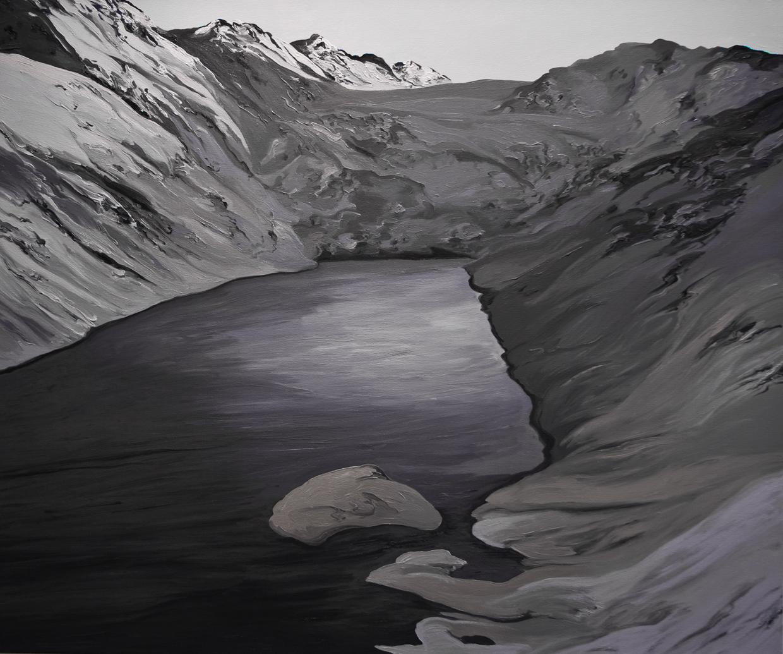 Iceland Glacier 2002