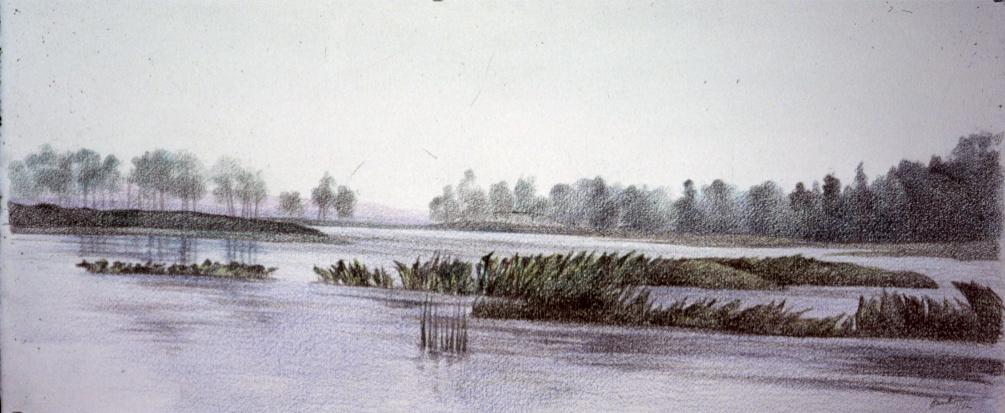 Erie - Lagoons of Presque Isle B