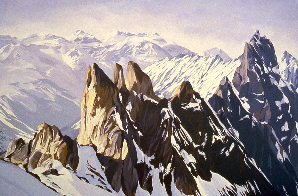 Ecandies Ridge