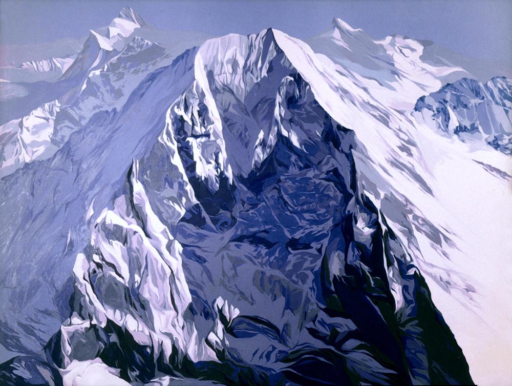 Mountain Range #1