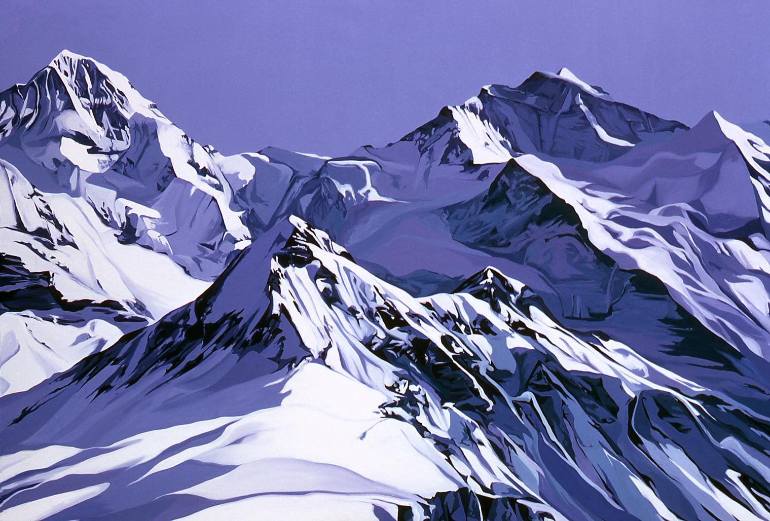 Mountain Range I
