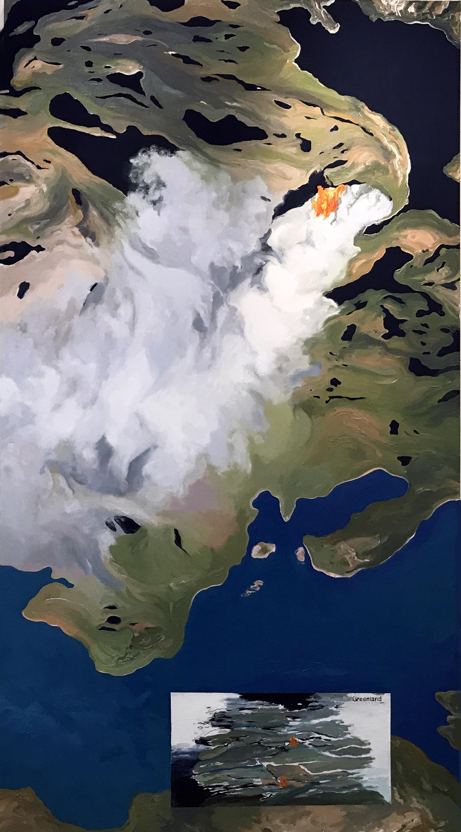 Greenland Burning