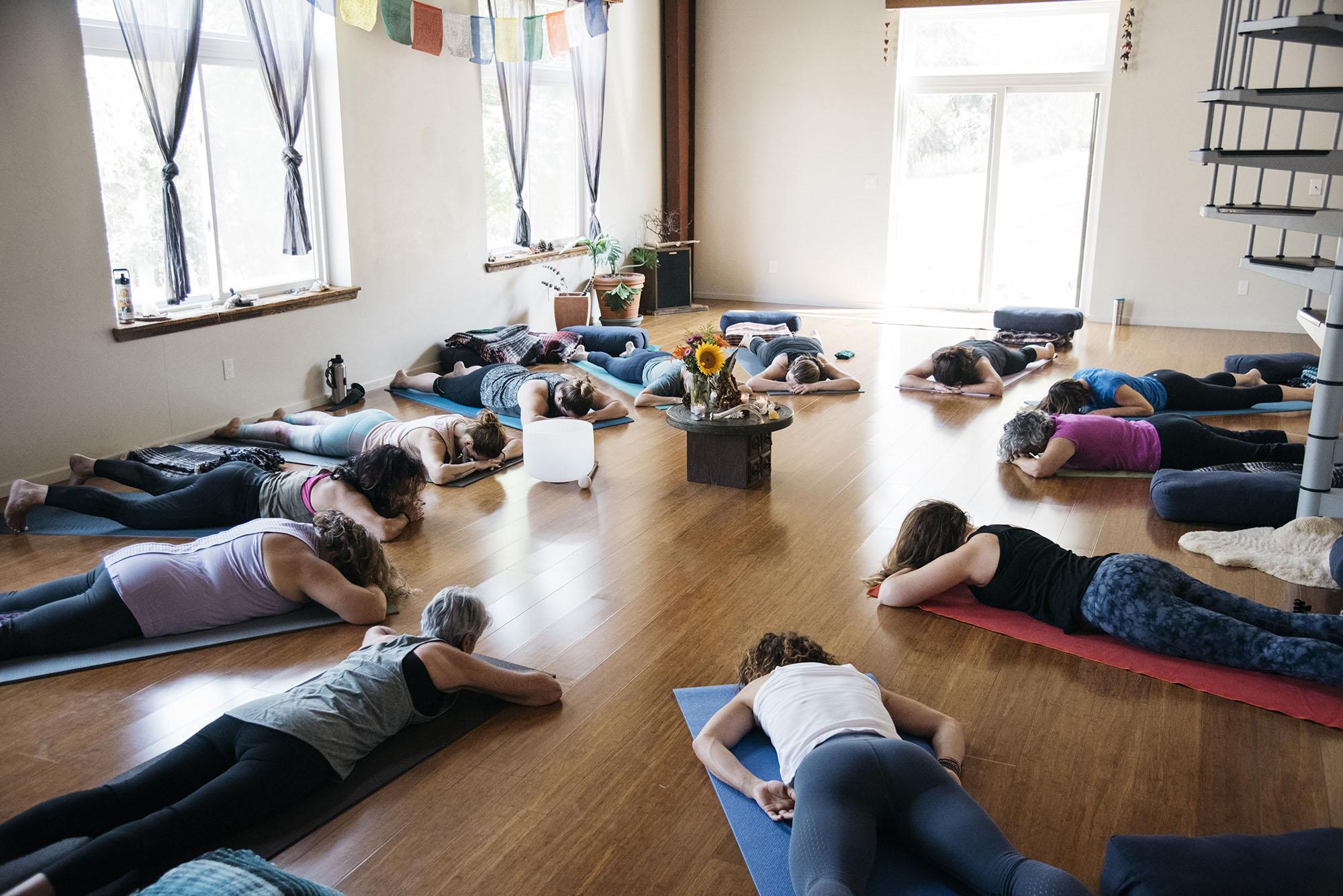 slo yoga retreat