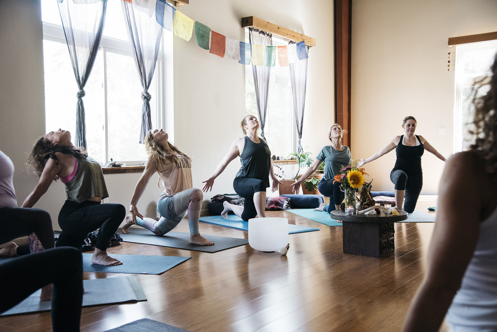 2. Learn Something New - A retreat is a great place to learn. Wether its yoga, cooking, or stand up board paddling a retreat is an opportunity to clear your slate of responsibilities and explore something for you.