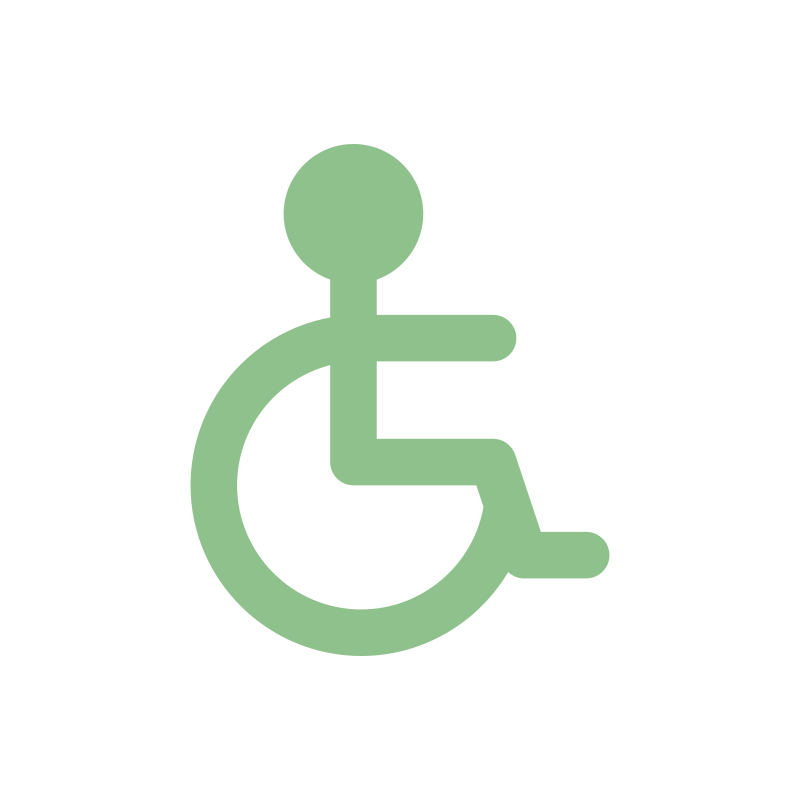 Accessible Space -