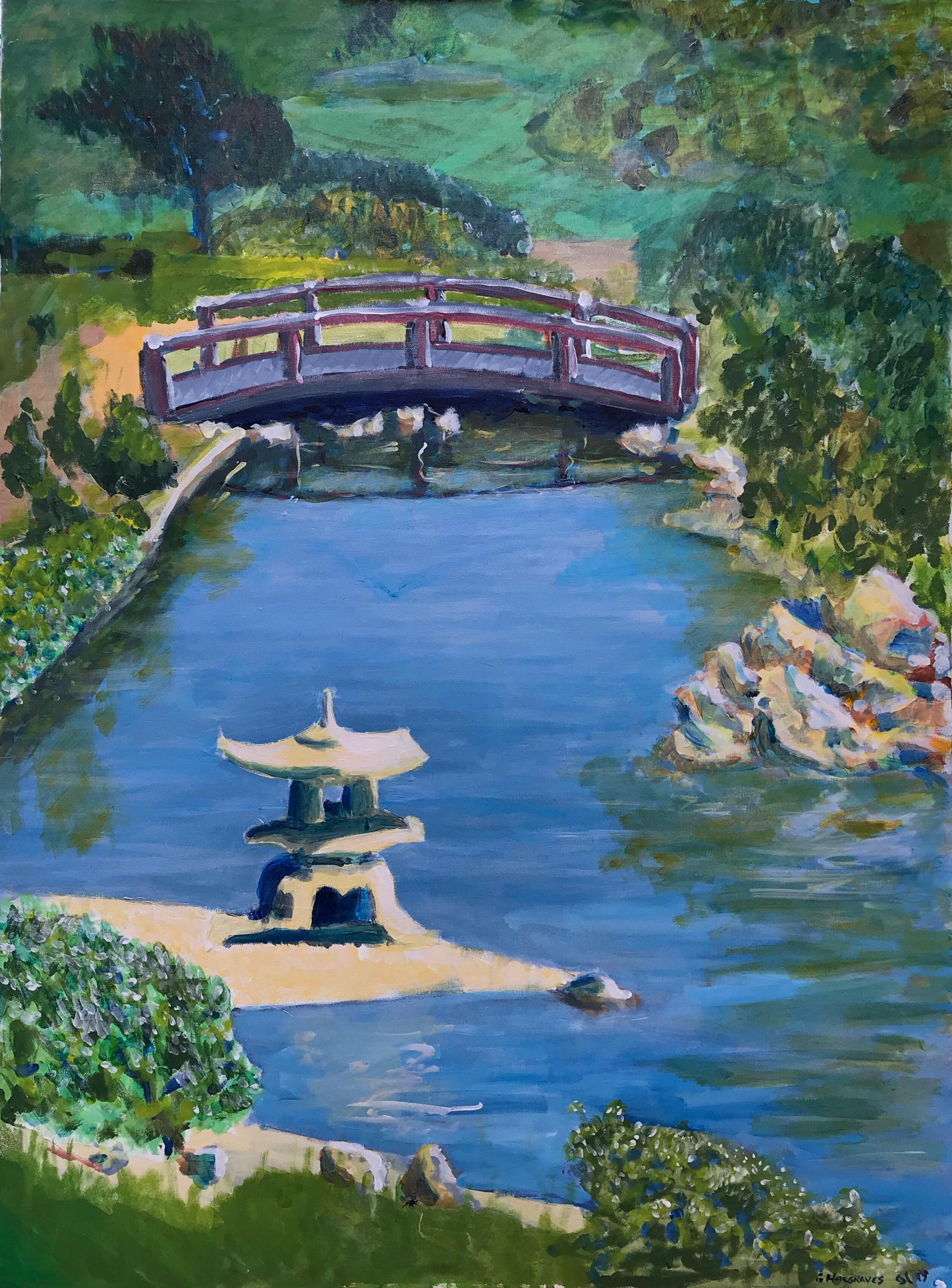 Peace park ( Cowra Japanese garden)