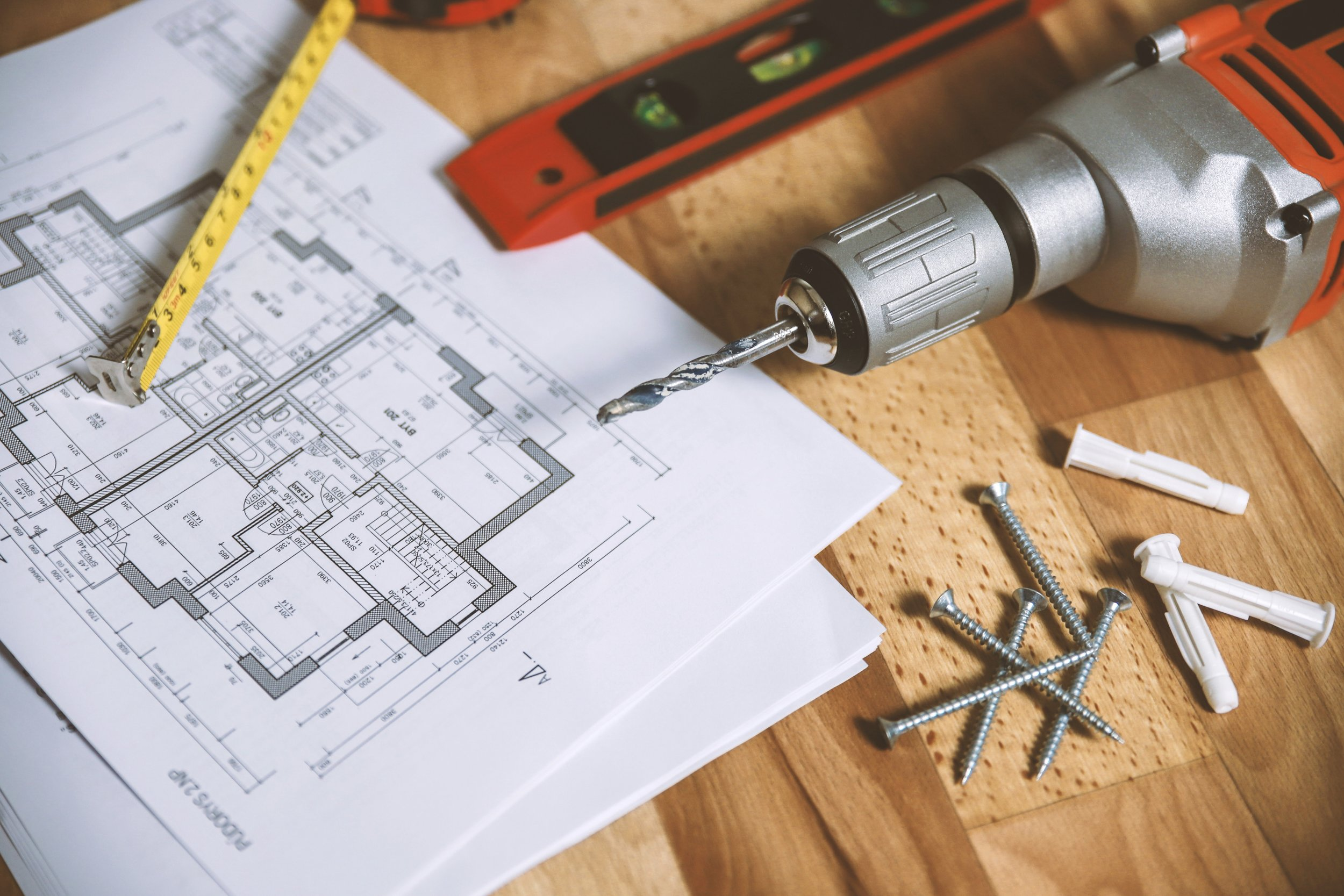 Measure - We measure kitchens and bathrooms at your request for accuracy. A fee may be involved due to distance.