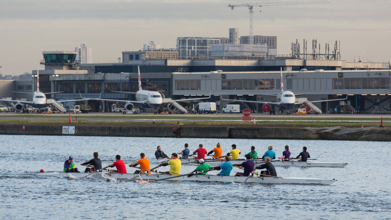 Rainbow Laces: How the London Otters LGBT rowing club brings people back to sport -
