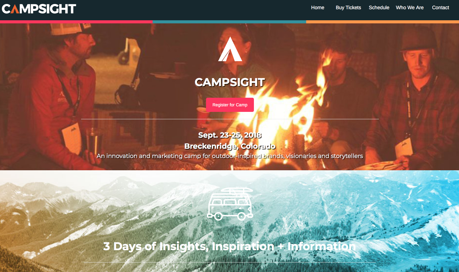 CampSight -