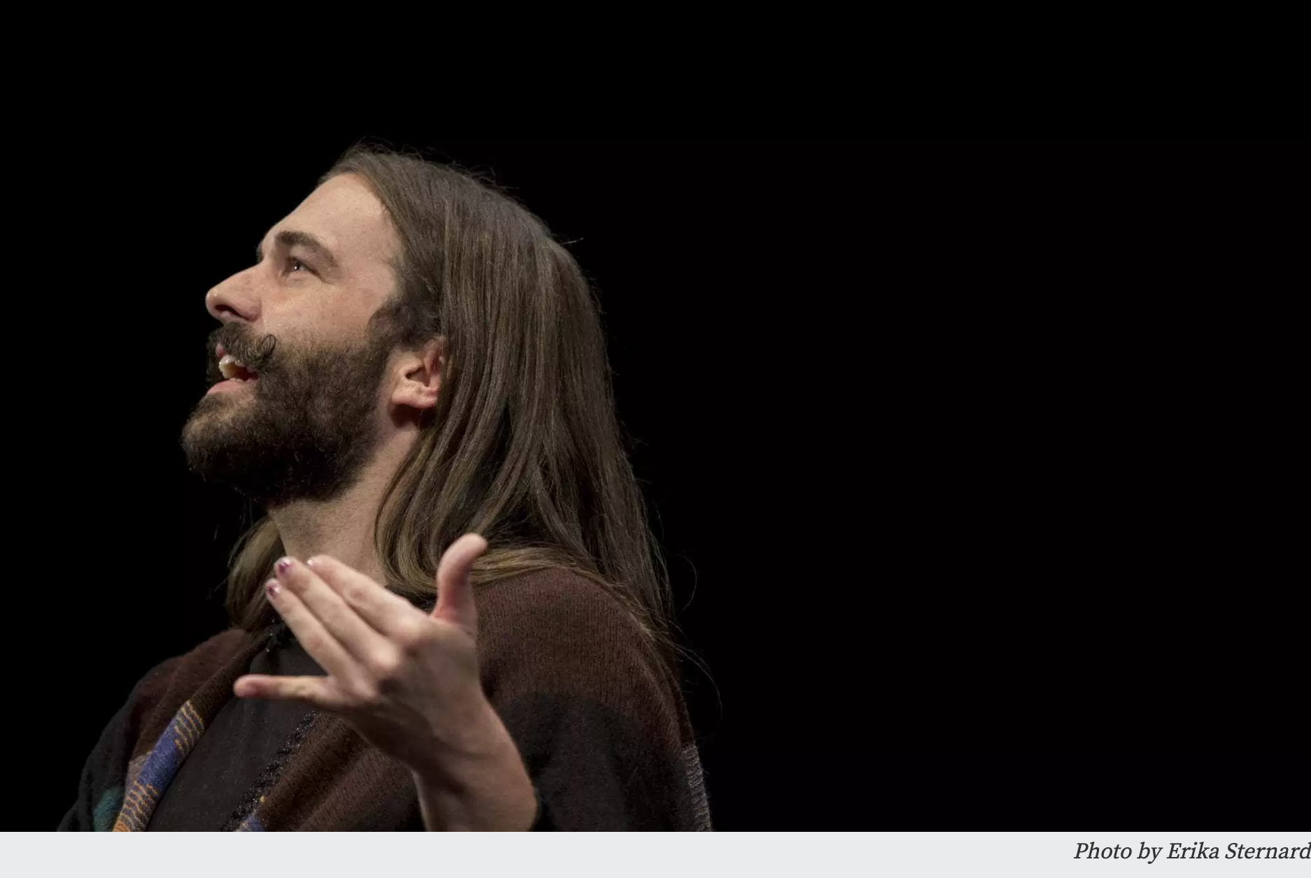 'Queer Eye's' Jonathan Van Ness reminds Cornell students to love themselves - I played a significant part in producing and editing this article written by Dakota Palmer, which explains JVN's lecture to college students on the importance of self-care. (TheNewshouse)