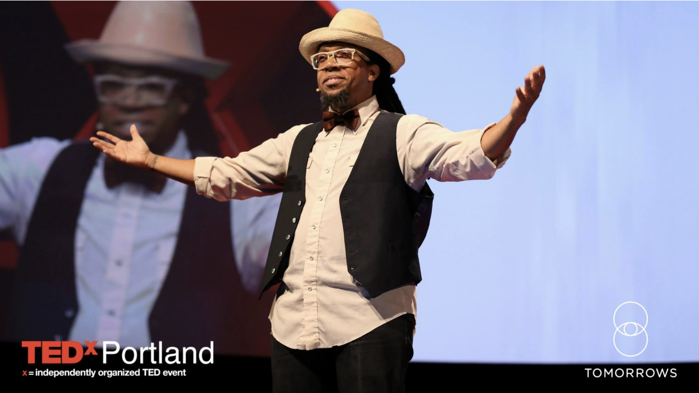 PUBLIC SPEAKING - With a name like Speech, you know this brother can speak! Coming off an explosive TEDx Talk in Portland about race and our sacred serial numbers, Speech speaks truth to power. His heart is to serve and when he does a unique mixture of performing and speaking, its obvious he's here to serve us all.BOOKINGS →