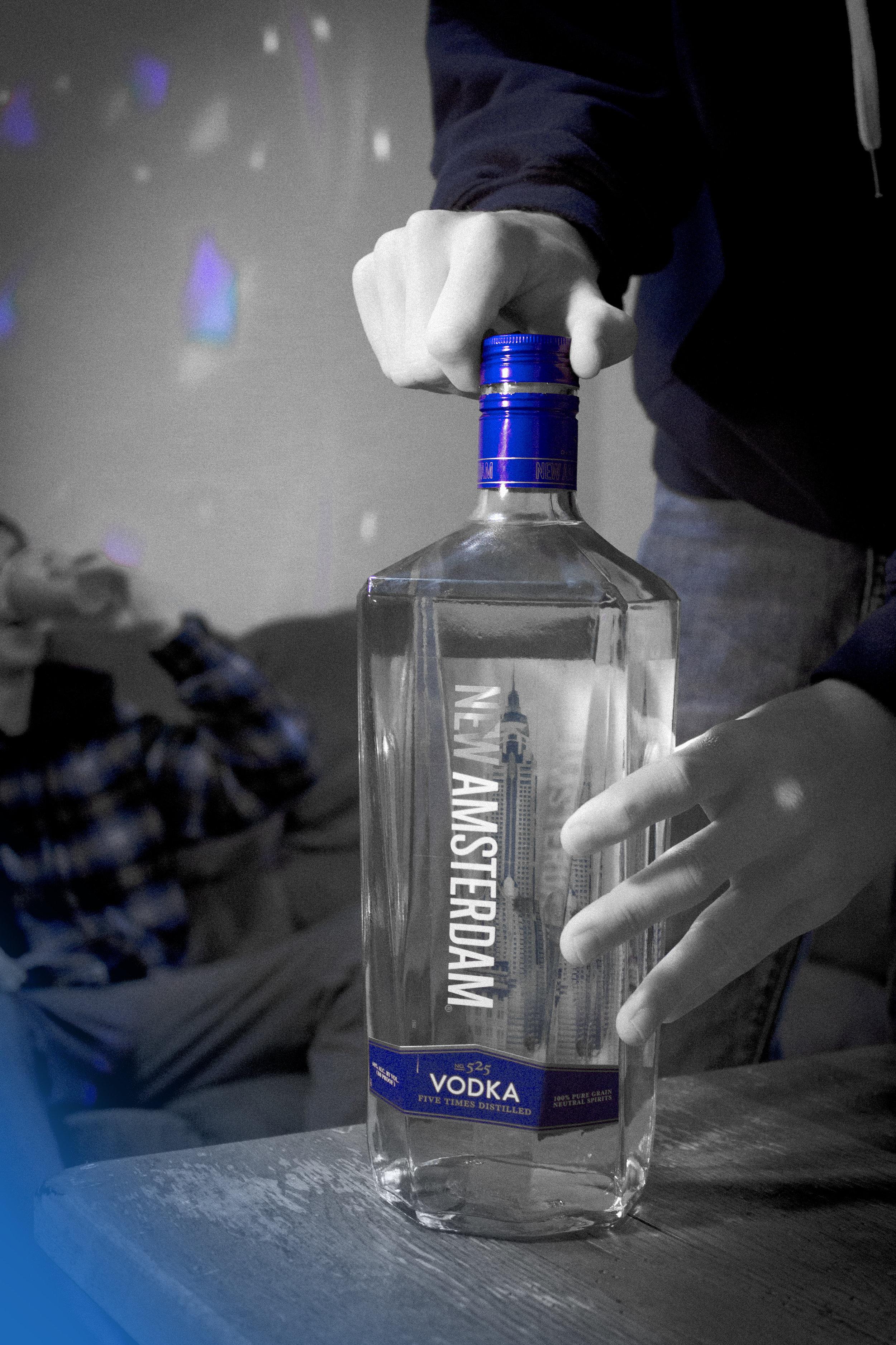 Amsterdam Vodka Collab.
