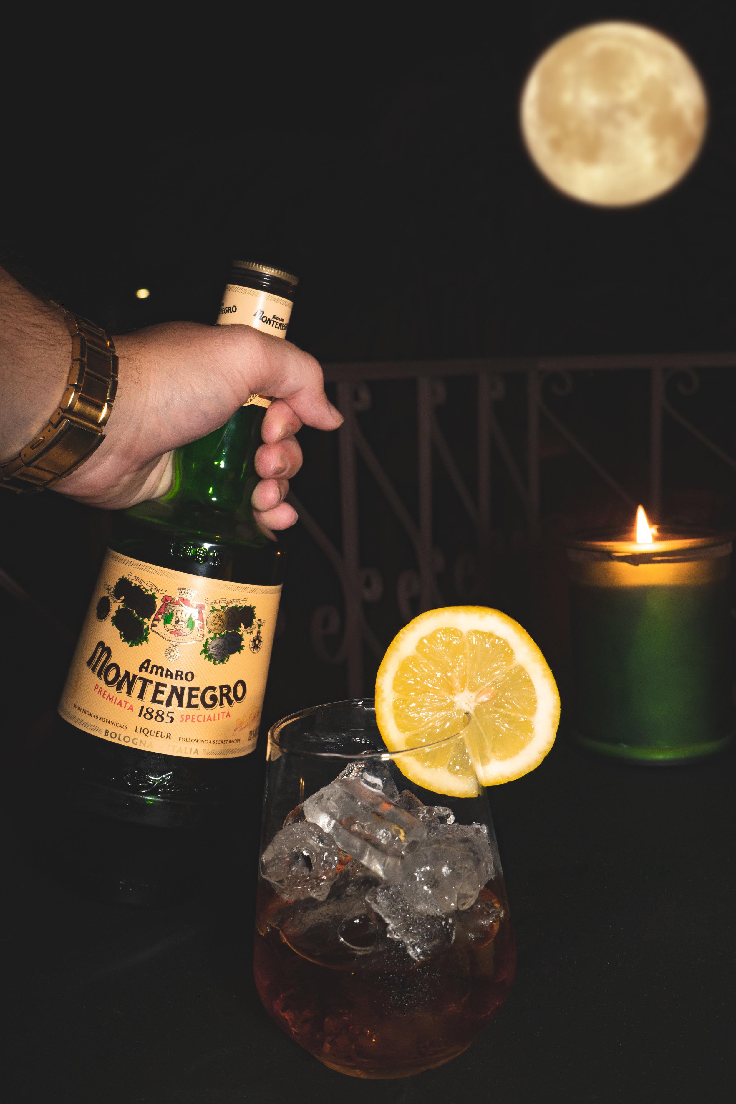 Amaro Montenegro Collab.