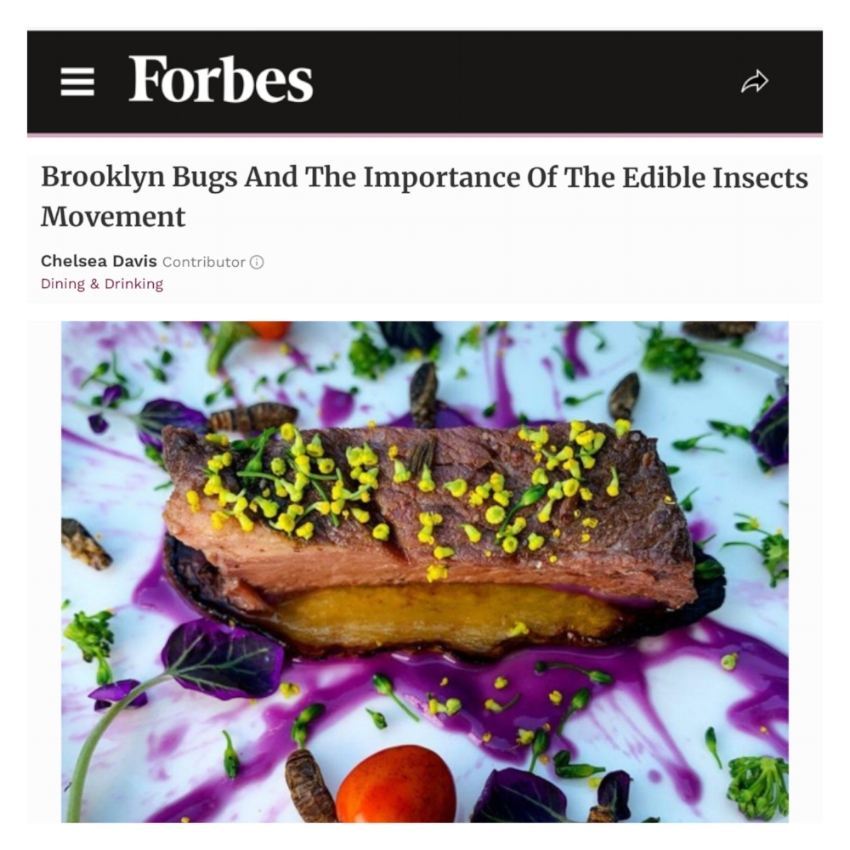 Forbes - This is one of the favorite pieces we've read that covers our narrative and point of view.