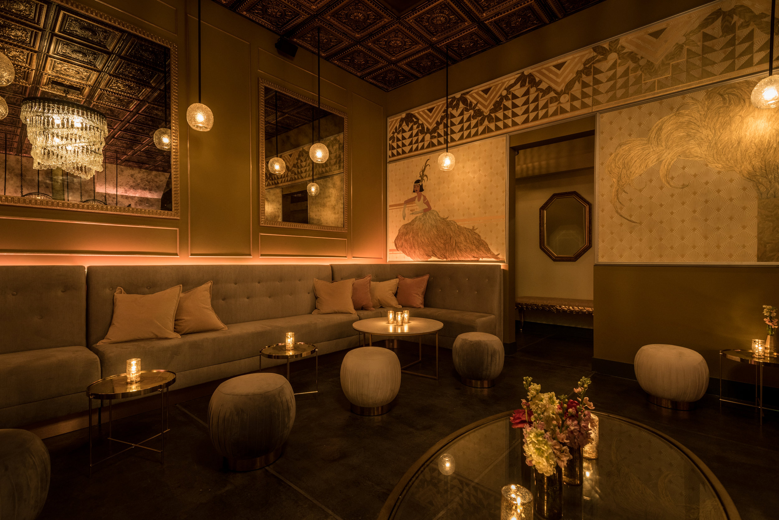 Genever bar in Los Angeles' Historic Filipinotown. Photo by Wonho Frank Lee.