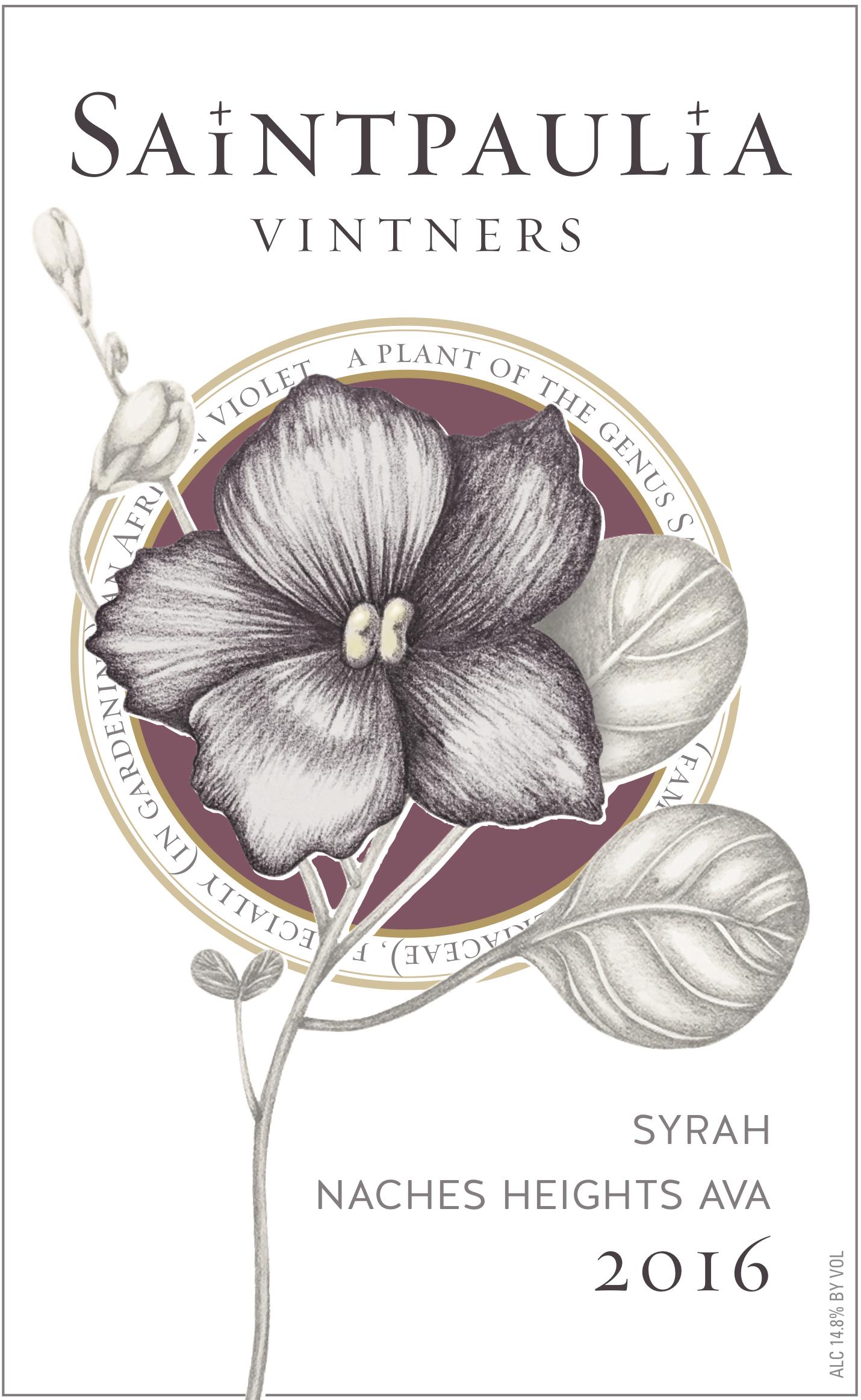 2016 Syrah