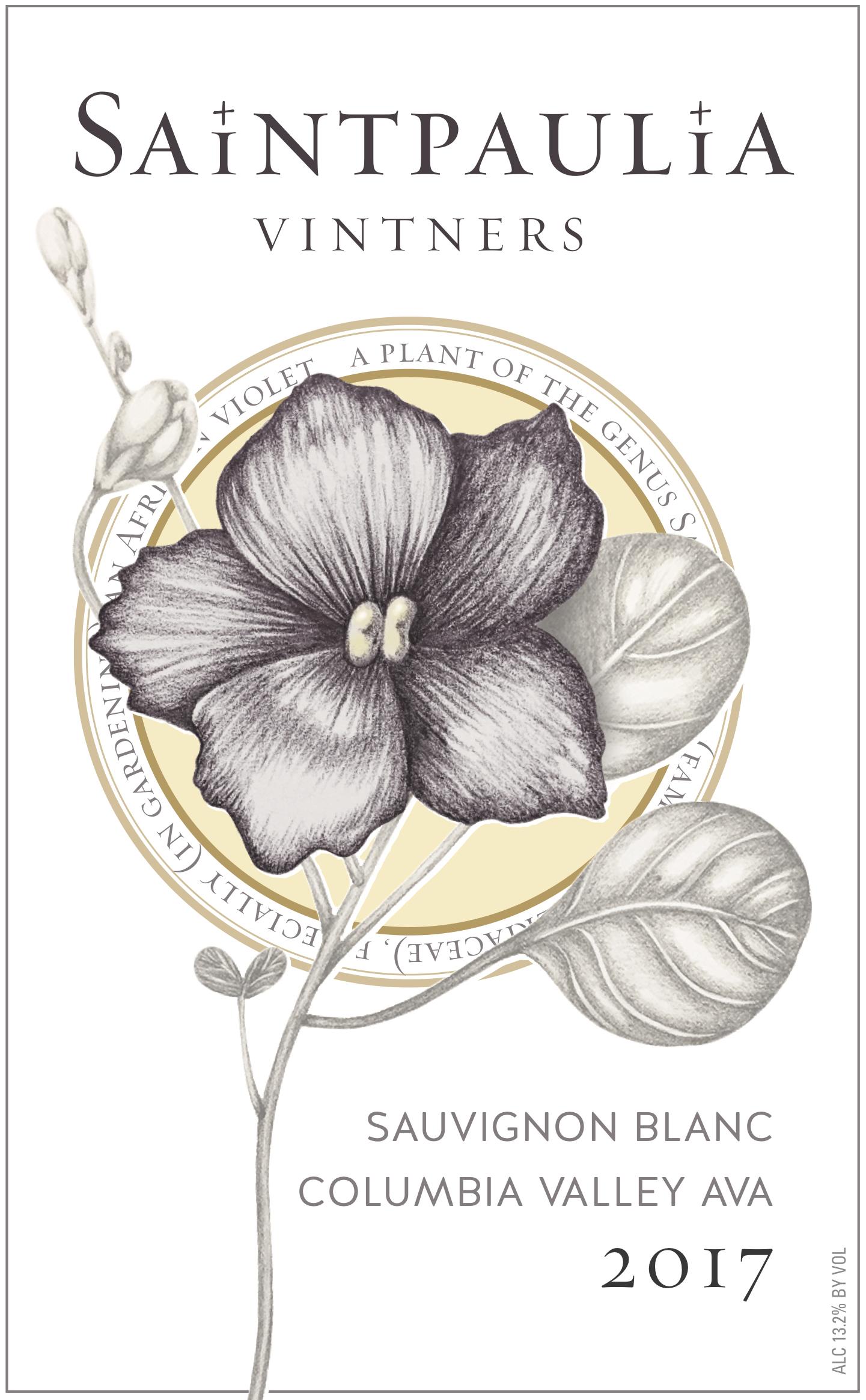 NEW! – 2017 Sauvignon Blanc