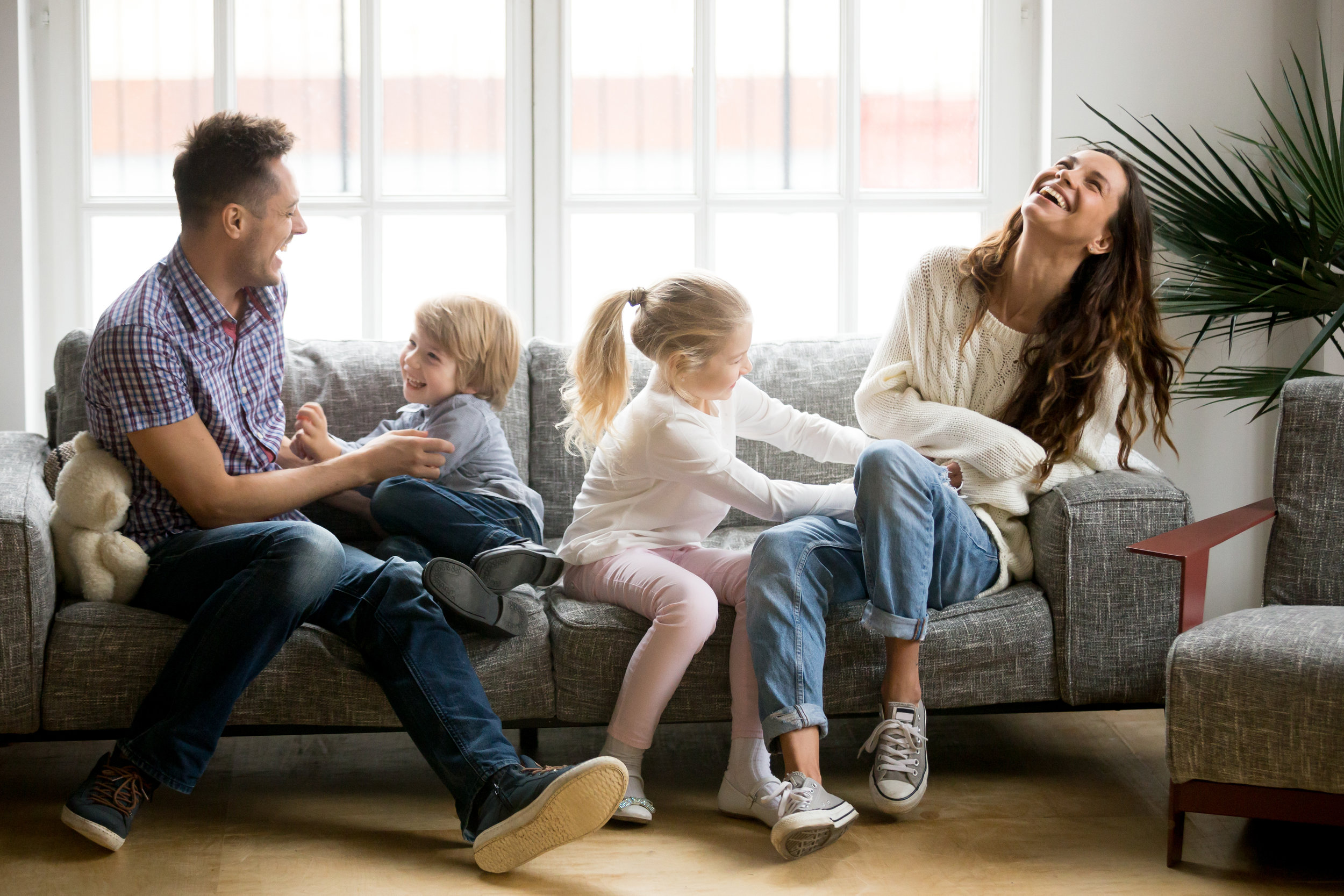 Protect your home and loved ones. Gain peace of mind. -