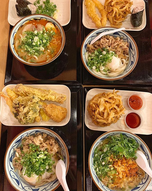  Different location same great udon. It's been a few months since I been to Hawaii so I was pleasantly surprised to hear that  @marugame_udon is here in Orange County.   It's a little pricier here, but the food is still amazing. It's exactly how I remember it in Hawaii.  Come here and pick any udon they have and grab a bunch of tempura. They're all delicious 🤤.  It's definitely worth the 15-20 min wait of waiting in line. The line actually moves fairly quick so don't be weary of the long line in front of you.  💁♂️💁♀️ 5/5⭐️ on service. Walk up cafeteria style ordering. Super quick and super friendly staff. You pick your own seating as well.  😋 4.7/5⭐️ on food. Still same great taste from Hawaii.  📍 3333 Bristol St Unit 1073 Costa Mesa, CA 92626  💰 $9-$20  #udon #japanfood #noodles #noods #udonnoodle #shoppingmall #soup #tempura #shrimp #instafood  #ocfoodie #orangecounty #foodlover #instafood #foodstagram #hypefoods #yum #foodies #food #foodie #forkyeah #foodgasm #foodporn #sendnoods #food4thought #laxkeodo #sweatyfoodie
