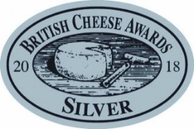 Gouda with garlic & onion    Silver  'British cheese awards'
