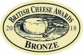 Bronze  'British cheese awards'