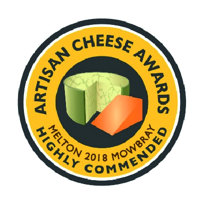 Highly commended  'Artisan cheese awards