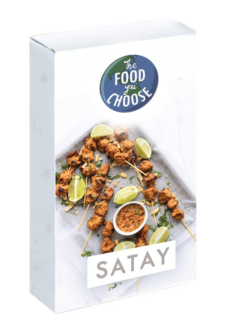Satay Skewers - A delicious choice for your next BBQ or function, these skewers an their irresistible sauce are a favourite among the team!$5.30 per pack of 10
