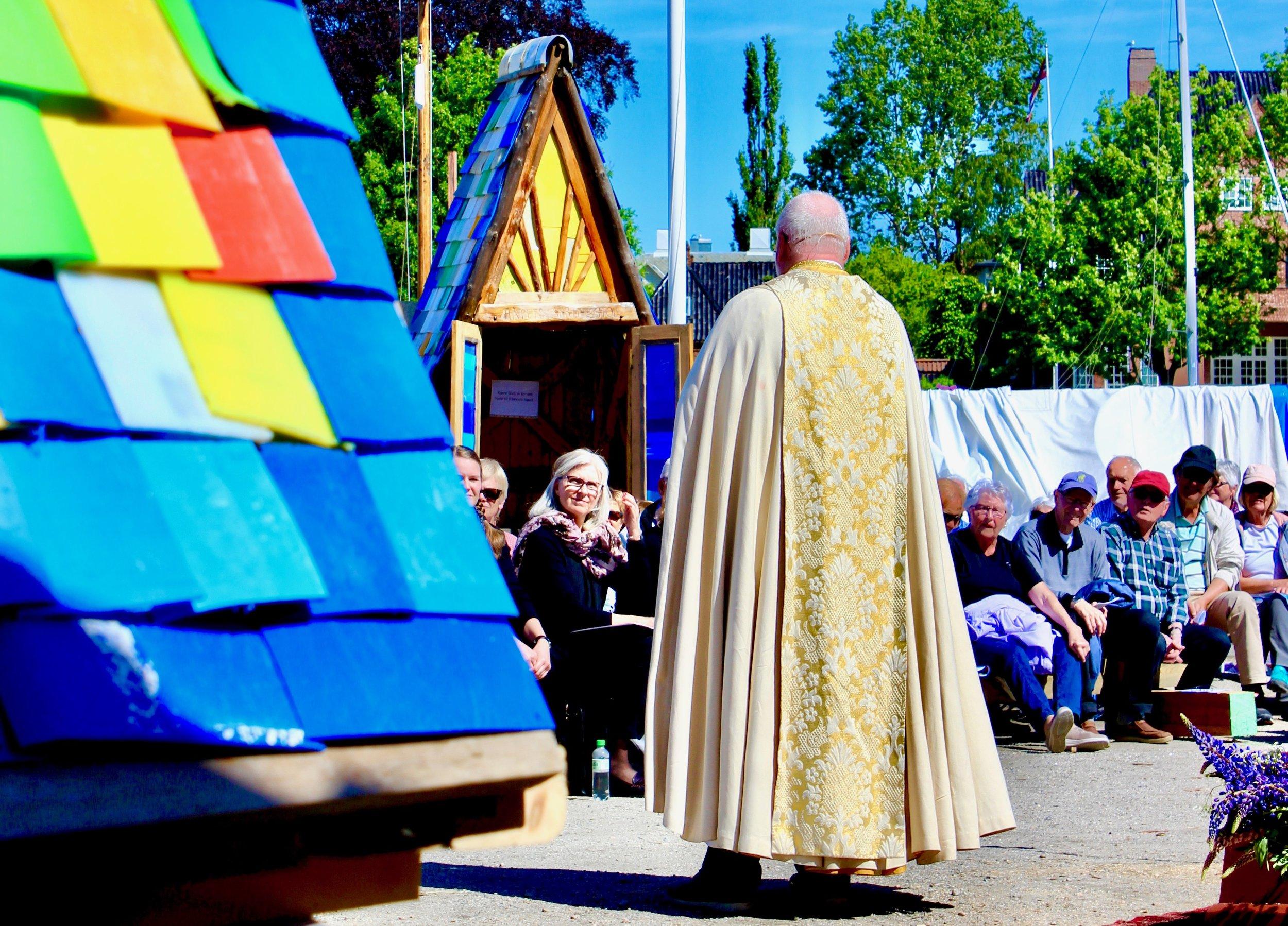 Biskop Atle Sommerfeldt på Skaperverkets dag