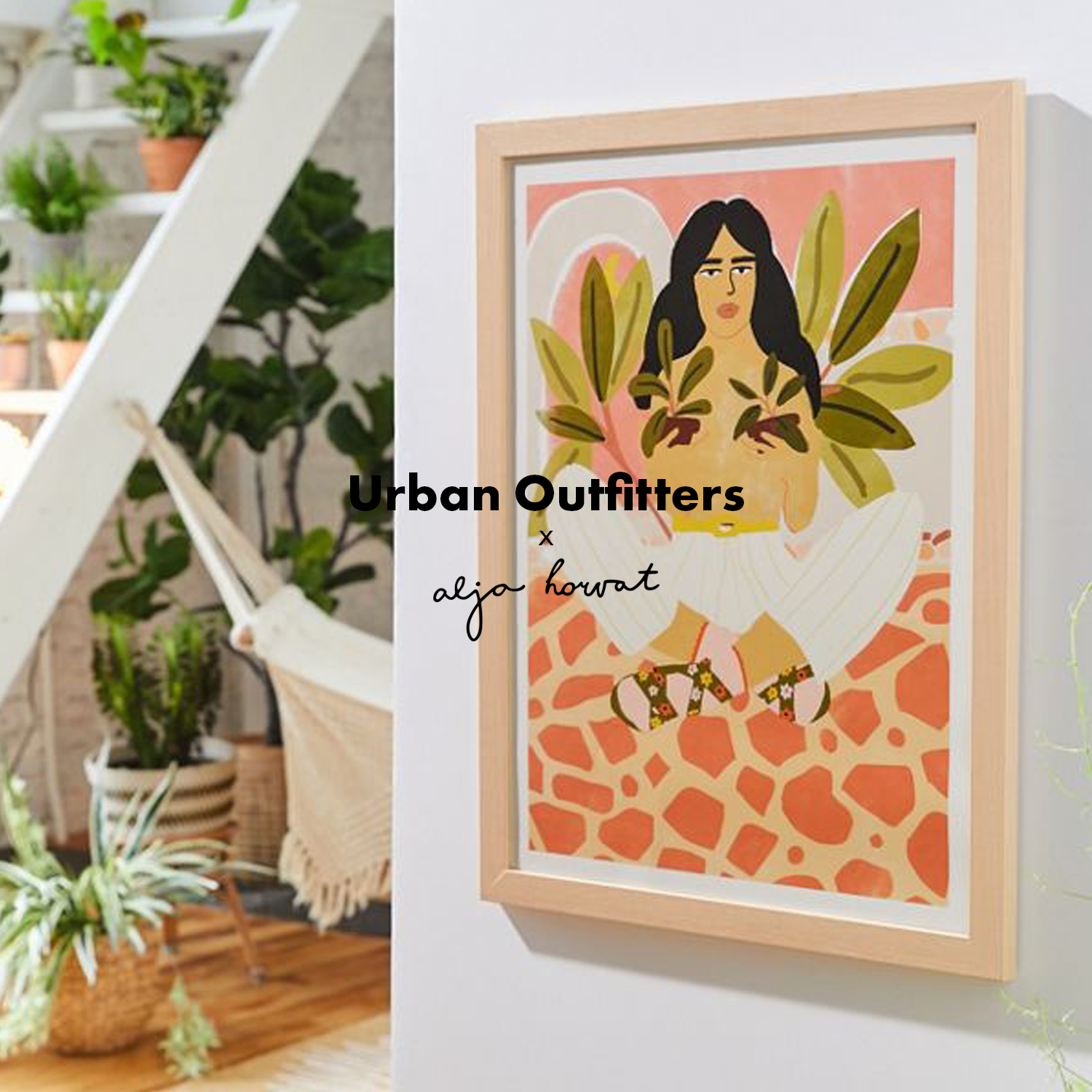 Urban Outfitters x Alja Horvat