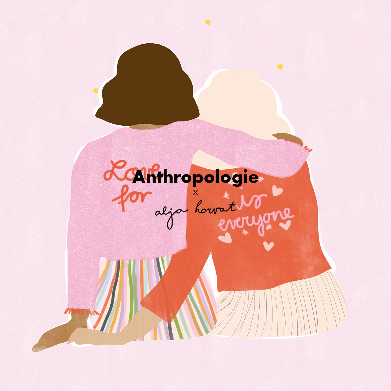 antropologie X Alja Horvat