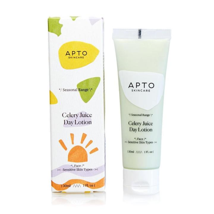 Celery Juice Day Lotion by Alja Horvat